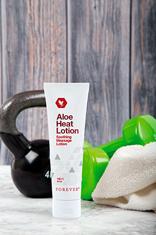 Månedens produkt september 2018 - Aloe Heat Lotion